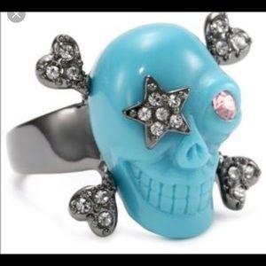 Wildfox skull ring